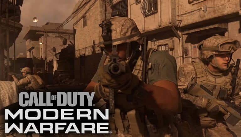 Call of Duty Modern Warfare Sets The Bar Too High For Shooter Games