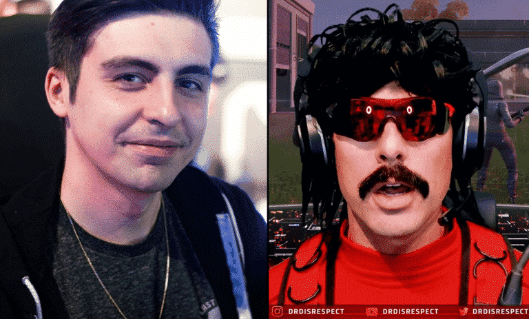 Dr Disrespect Laughs At Shroud Playing Escape From Tarkov