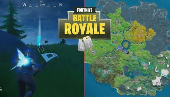 Find Fortnite Hidden F New World Loading Screen Chapter 2