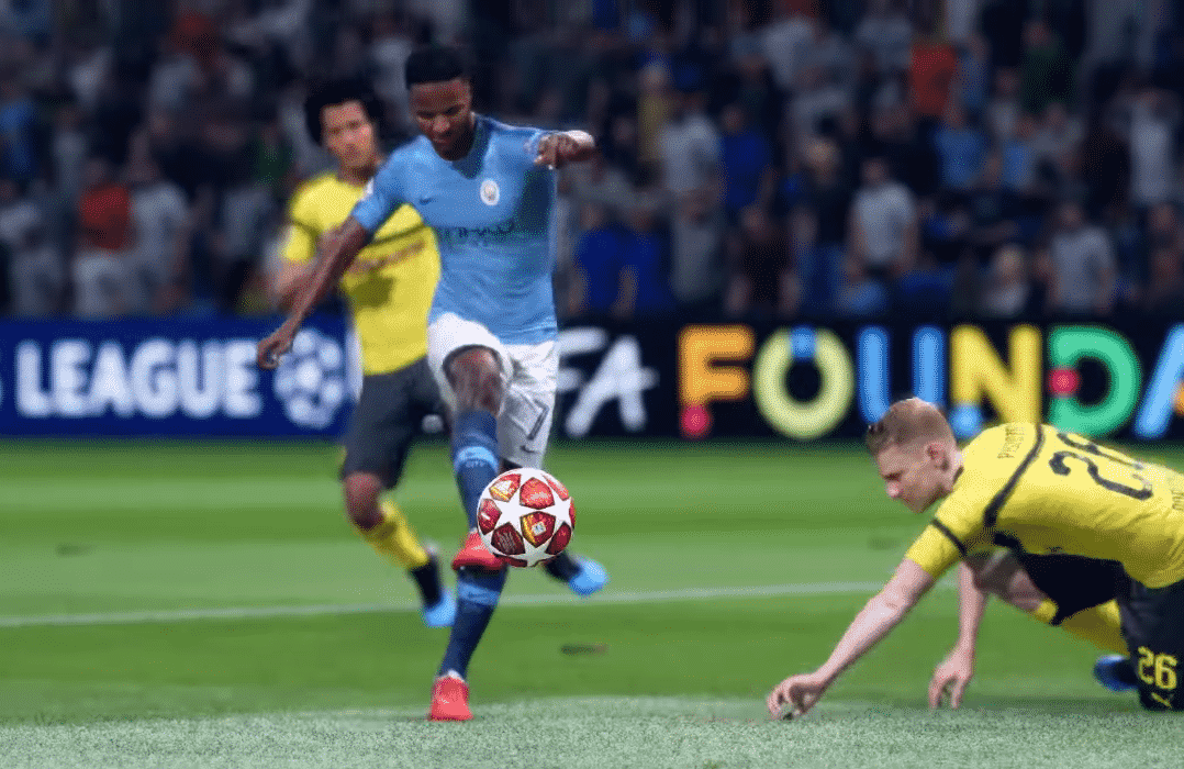 Finishing in FIFA 20