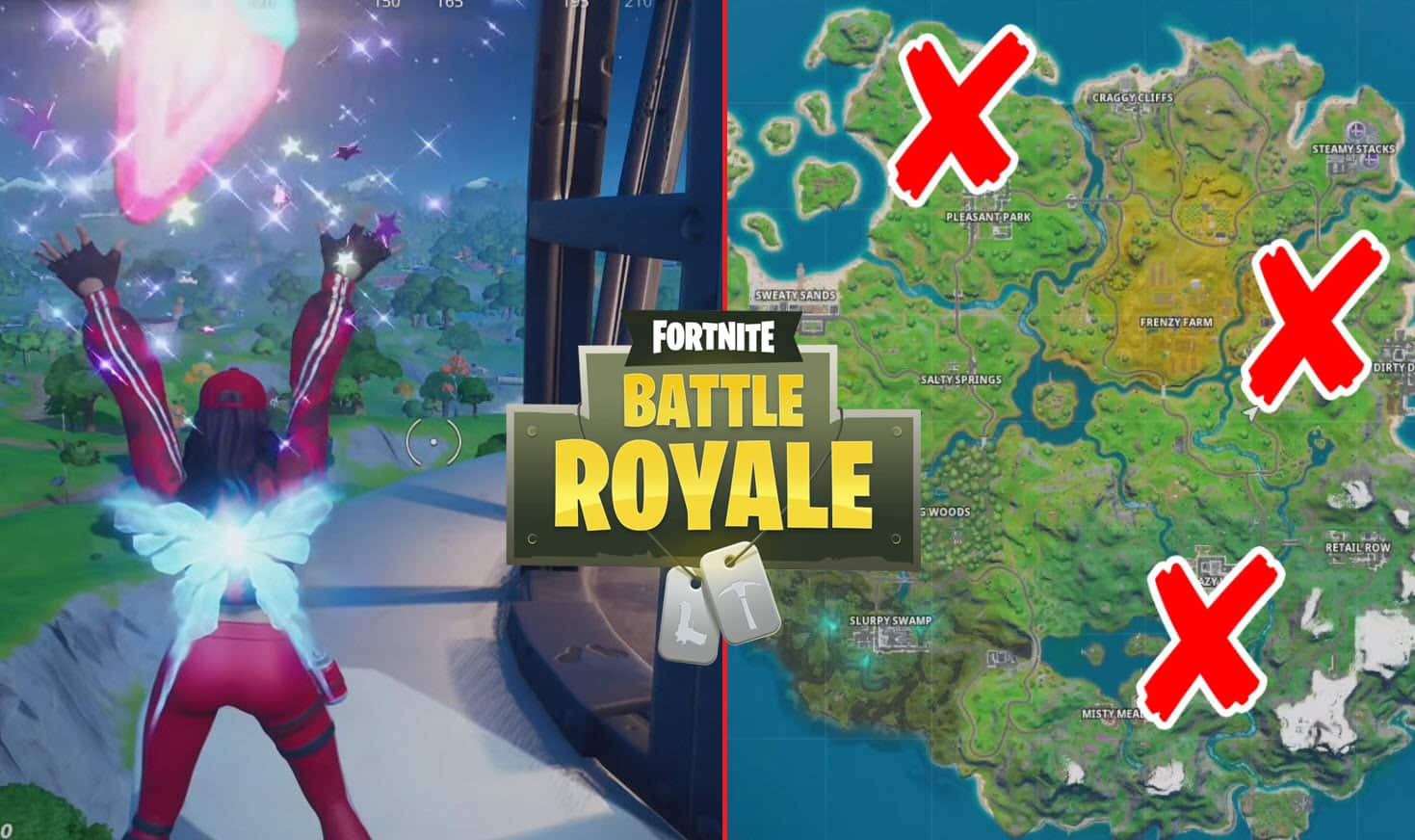 Fortnite Dance At Compact Cars Lockies Lighthouse And