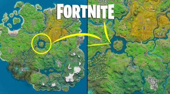 Fortnite Players Come Up With A New Theory