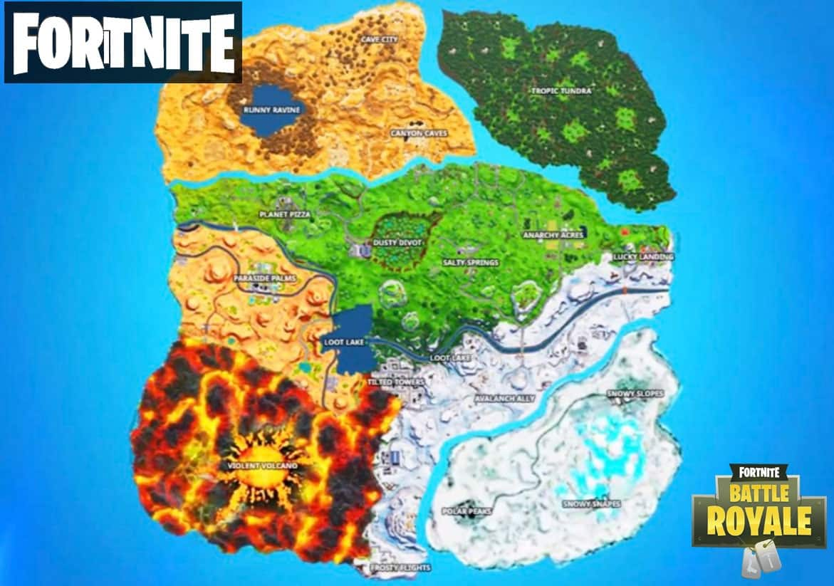 """Fortnite Season 10 """"The End"""" Event Dialogues Leaked - Game ..."""