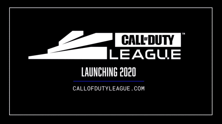 Full Details For The New Call of Duty League - Full Roster Of Cities And Ownership Groups