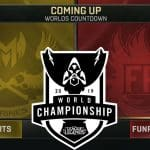 FunPlus Phoenix, Splyce Move On To The Knockout Stage At The Worlds 2019