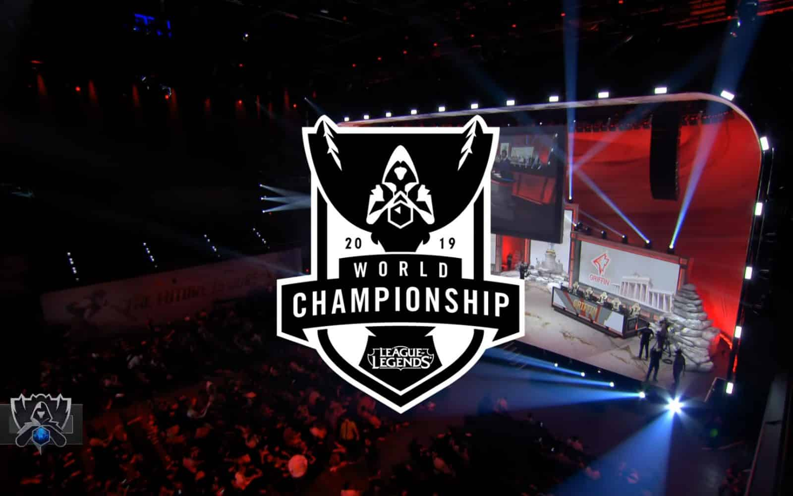 Griffin dominates Group A, wins tiebreaker for 1st vs G2 - Worlds 2019