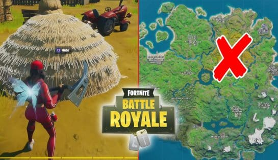 Hide Inside Hideouts Locations In Fortnite Chapter 2