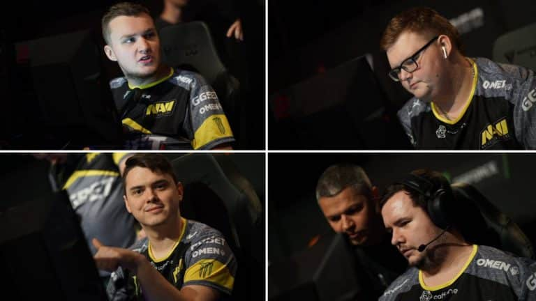 Natus Vincere Is Going Through A Rough Patch This Week