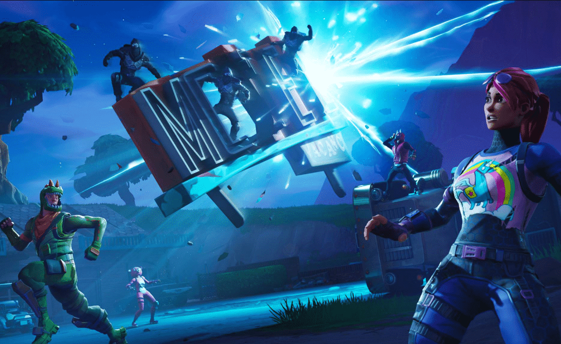 changes in fortnite