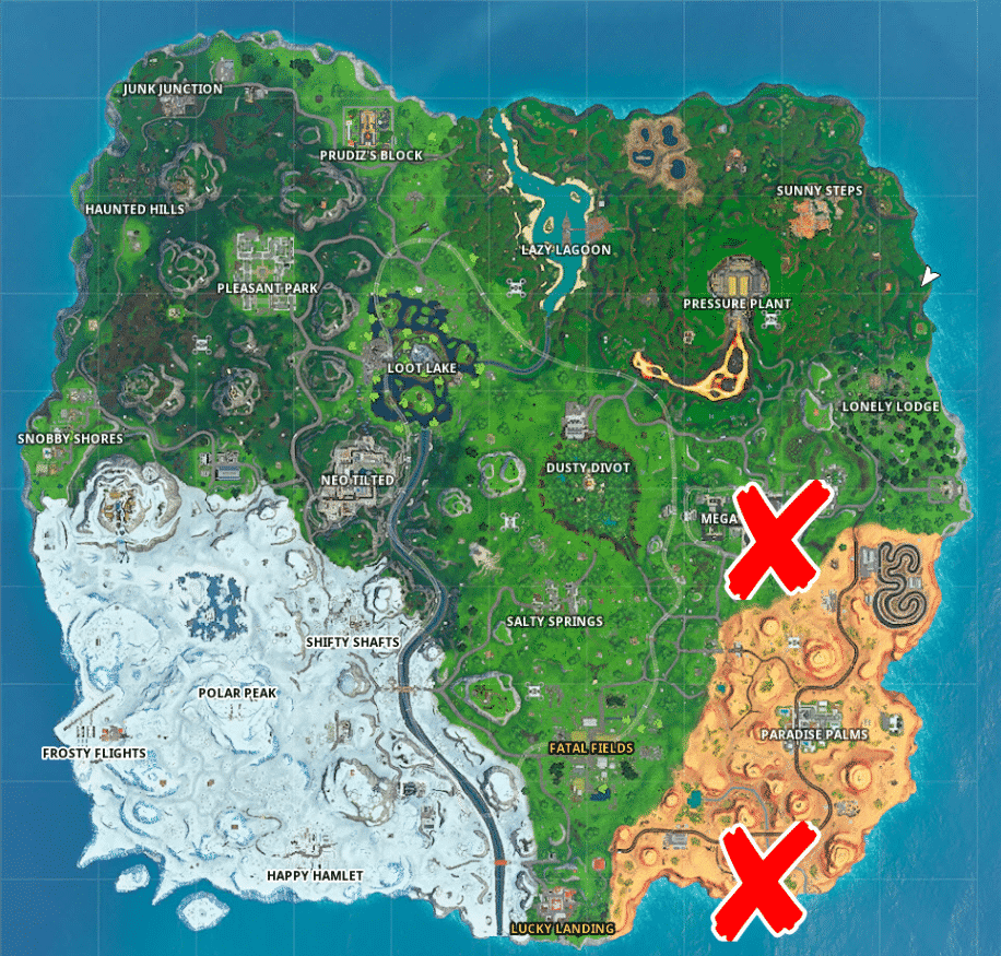 where are the Visitor Recording in Fortnite