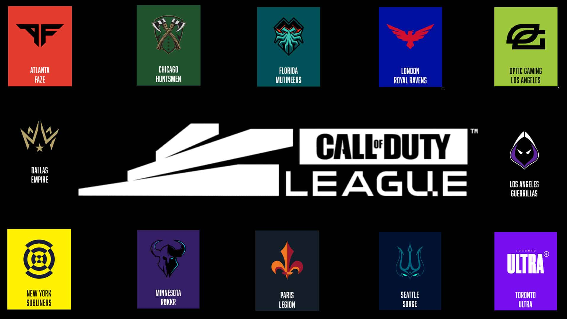 A Guide To The Call Of Duty League - Everything You Need To Know In The New CDL