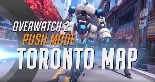 A New Mode Push Is Coming To Overwatch In The Near Future