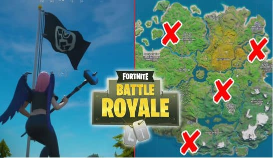 All Fortnite EGO Outposts Locations