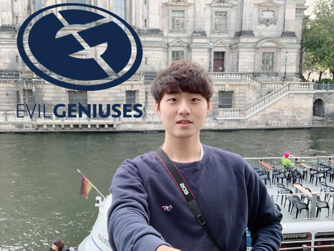 Bang Joins Evil Geniuses, Crown to CLG And Other Roster