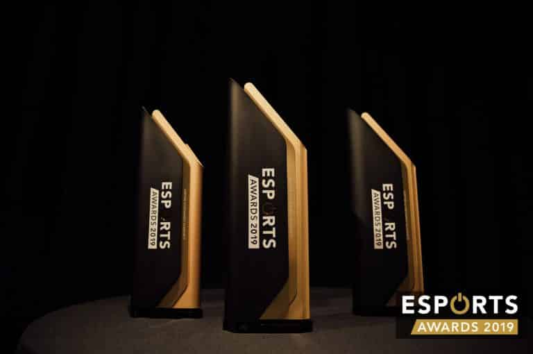 Esports Awards 2019 Winners