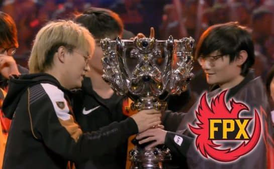 FunPlus Phoenix World Champions - Claim LPL's Second Worlds Title In A Row