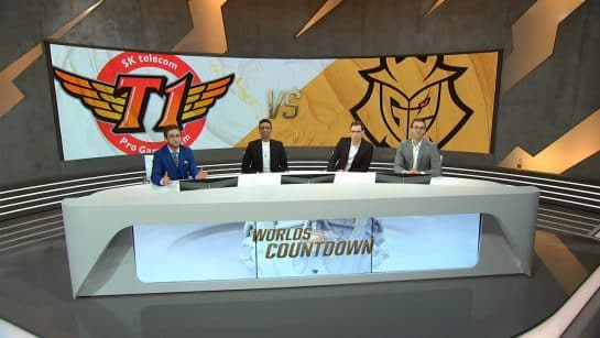 G2 Esports Eliminates SK T1, Sets Up Explosive Finals Against FunPlus Phoenix At The Worlds