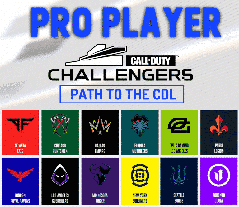 How To Be Recruited By Esports Team Call Of Duty League CDL