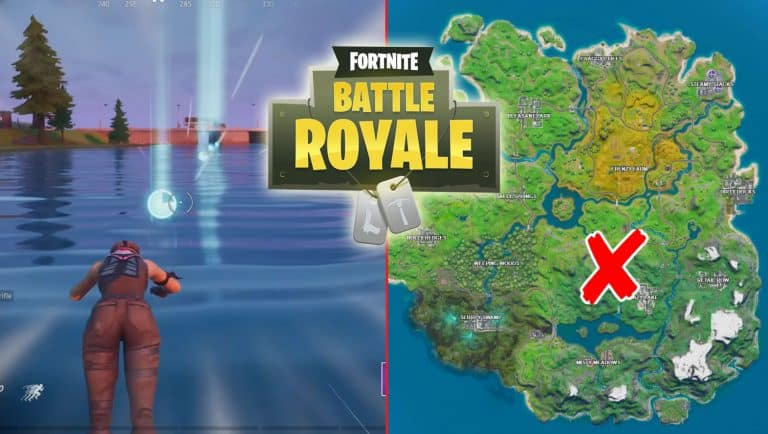 How to Complete the Fortnite Swimming Time Trials At Lazy Lake