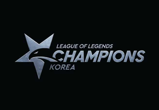 League of Legends Champions Korea Esports