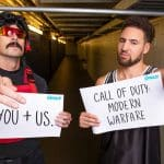 Play Call of Duty Modern Warfare With Dr Disrespect And Klay Thompson