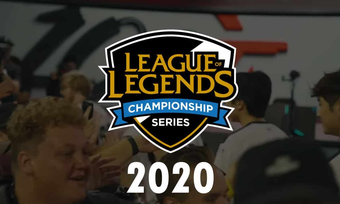 Na Lcs Spring 2020.Potential Lcs Rosters For The 2020 Season Game Life