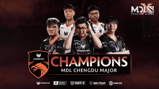 TNC Predator Takes Home First Major Of The Season Beating Vici Gaming