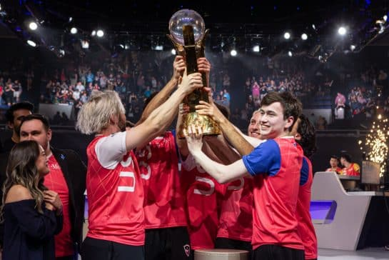 Team USA Win The Overwatch World Cup at Blizzcon 2019