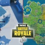 All Fortnite Frozen Loot Locations