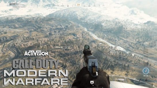 Call of Duty Modern Warfare Battle Royale Mode Map Revealed