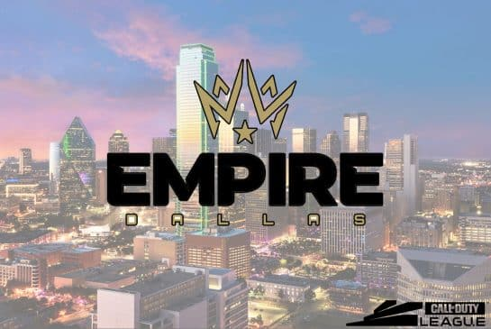 Dallas Empire - Call Of Duty League Esports Team