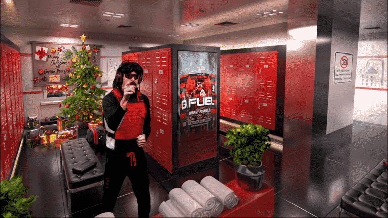 Dr Disrespect Encounters Technical Difficulties During Twitch Stream
