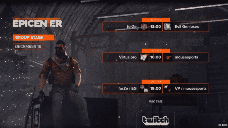 EPICENTER 2019 Day 2 Recap [CSGO]