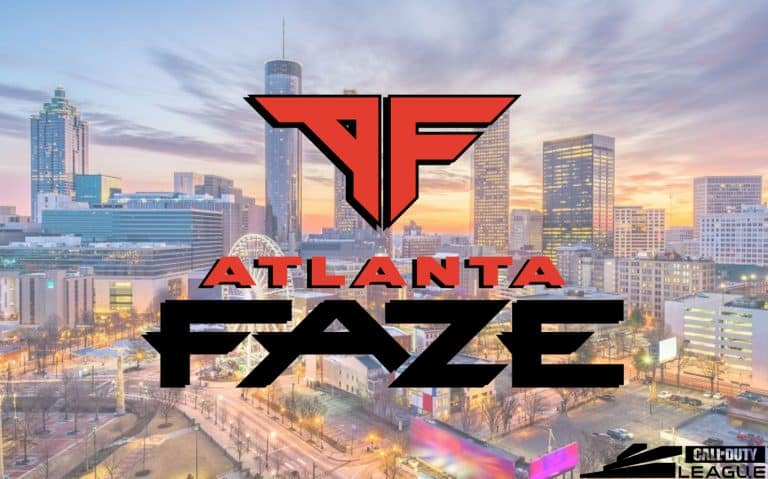 Introducing The Atlanta FaZe - Call Of Duty League Esports Team