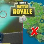 All Fortnite No Fishing Signs Locations