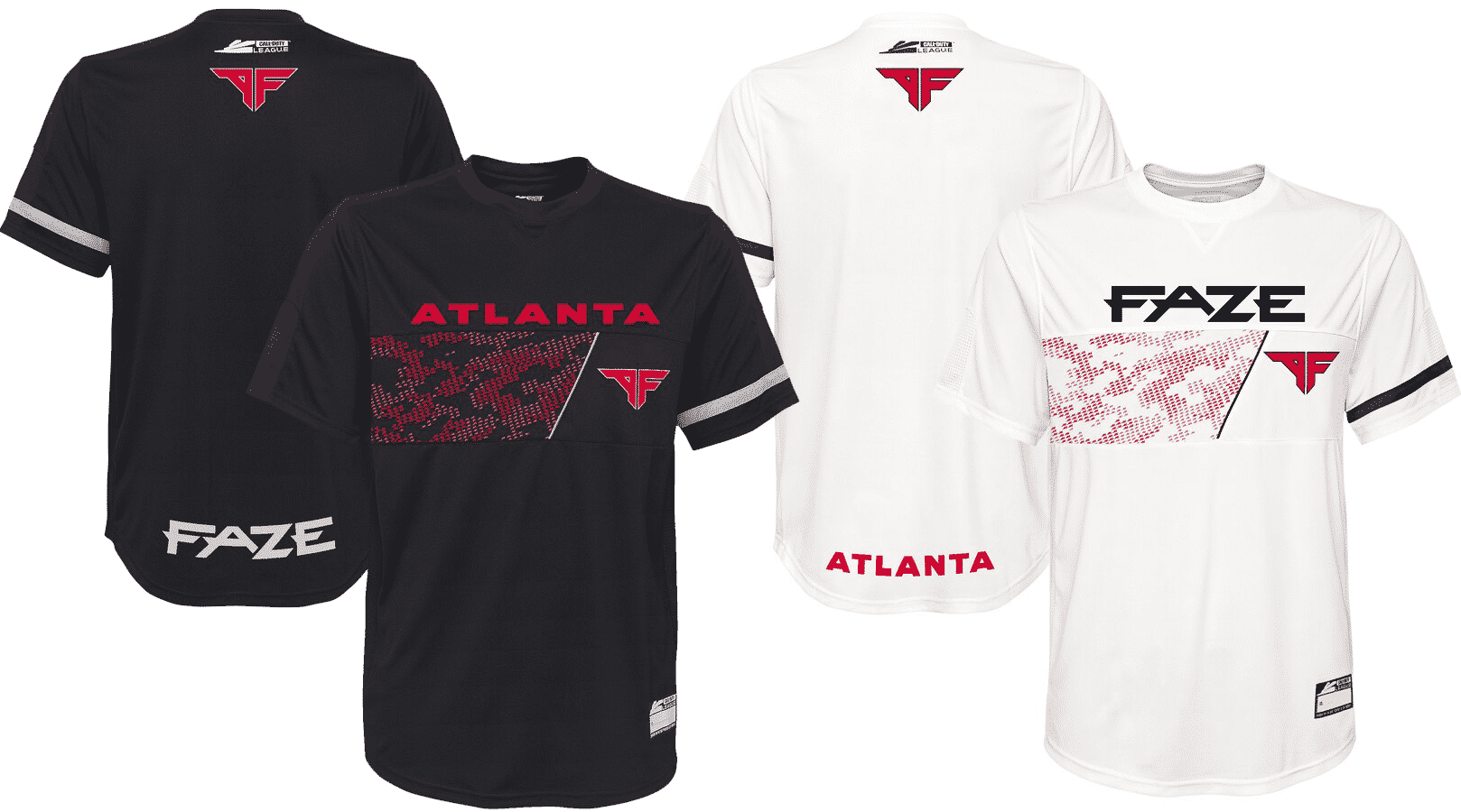 Atlanta FaZe Jersey Call of Duty League 2020 Esports