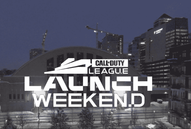 CDL Launch Weekend Esports