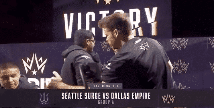 Dallas Empire Beat Seattle Surge at London