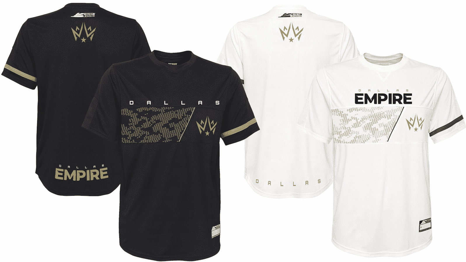 Dallas Empire Jersey Call of Duty League 2020 Esports