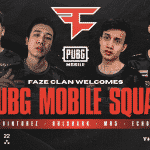 FaZe Clan Welcomes First Ever Roster in Asia For PUBG Mobile
