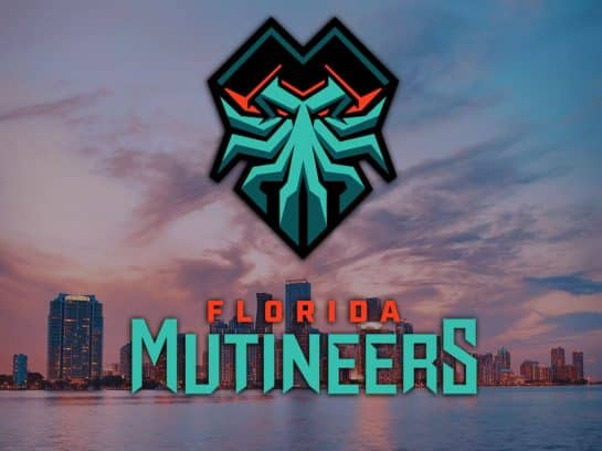 Florida Mutineers - Call Of Duty League Esports Team