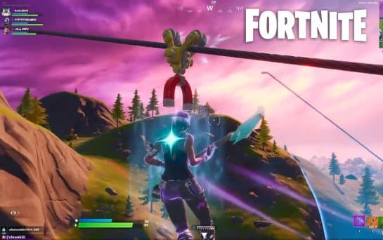 Fortnite Ziplines Are Removed From The Game