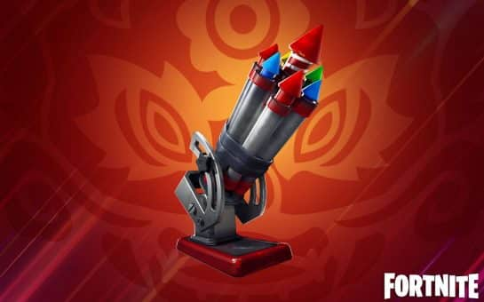 Fortnite bottle rocket unvaulted