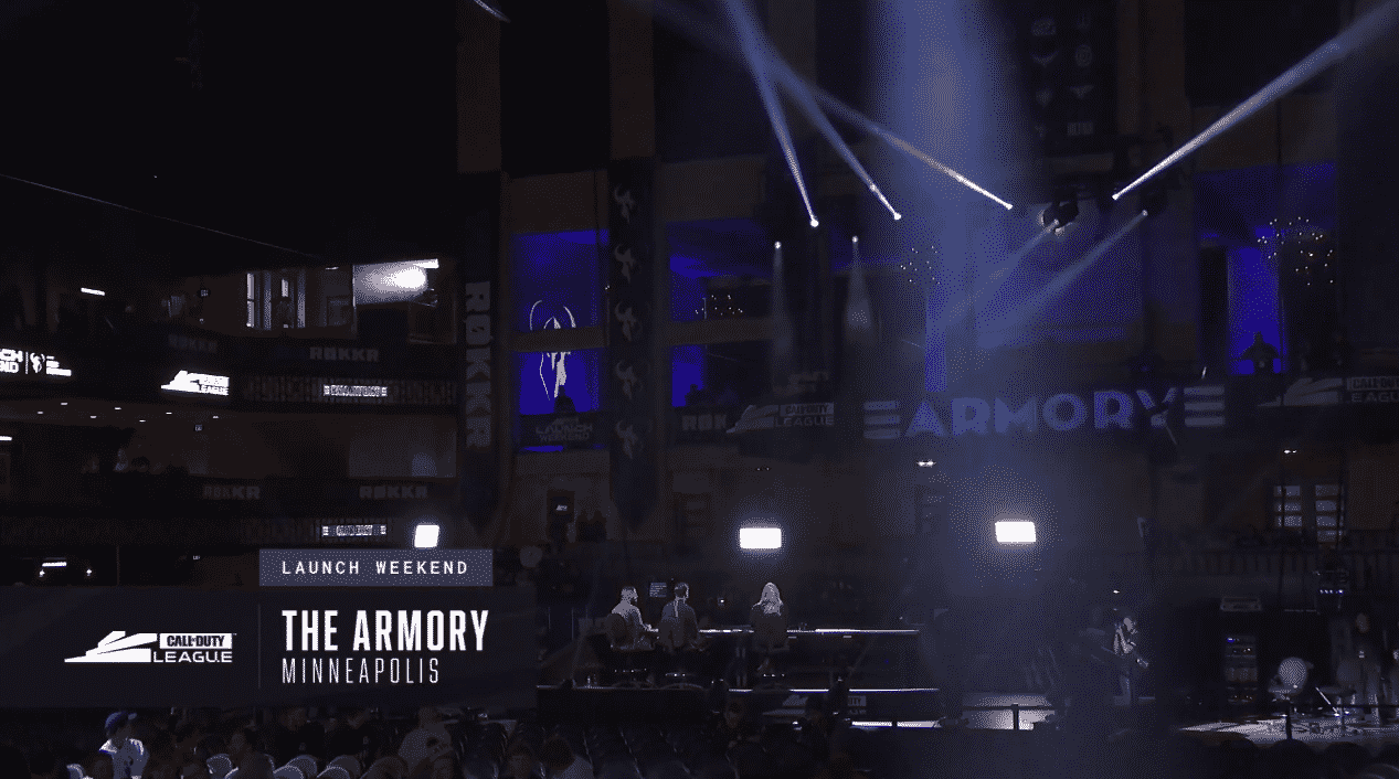 Launch Weekend The Armory Minneapolis CDL Esports