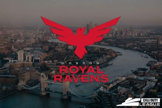 London Royal Ravens - Call Of Duty League Esports Team