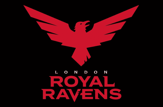 London Royal Ravens Logo esports