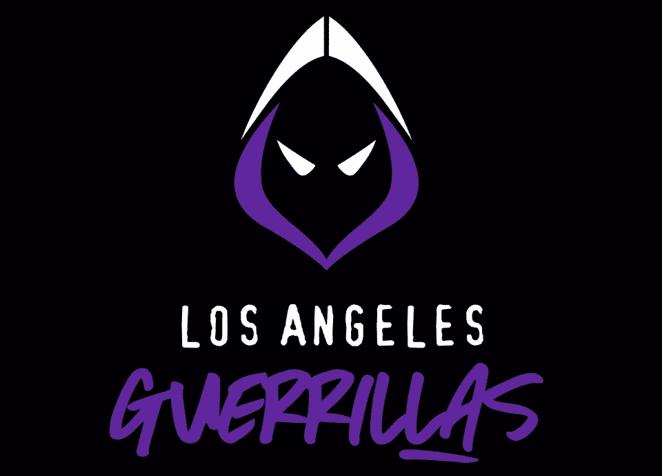 Los Angeles Guerillas logo