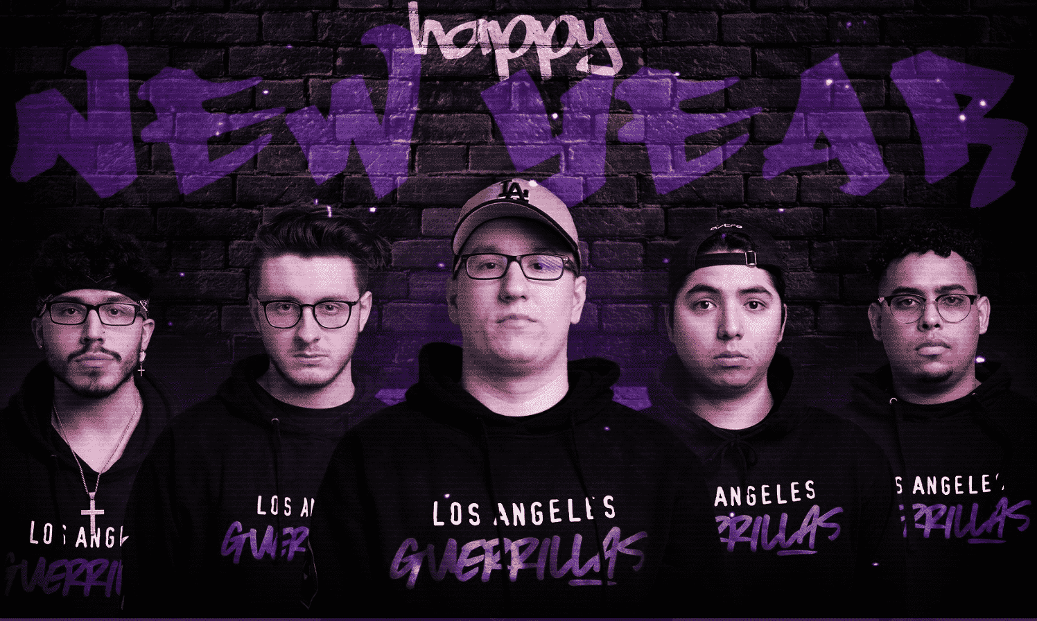 Los Angeles Guerrillas roster aches aqua decemate lacefield saints