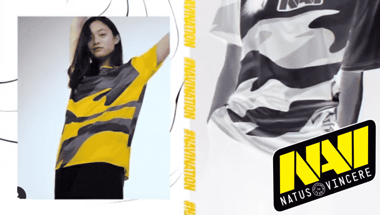 Natus Vincere Reveal Their Brand New 2020 Jersey