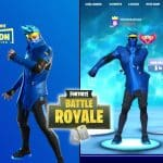 Ninja Skin is Available In Fortnite